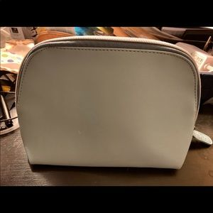 Light Blue Cosmetic Bag